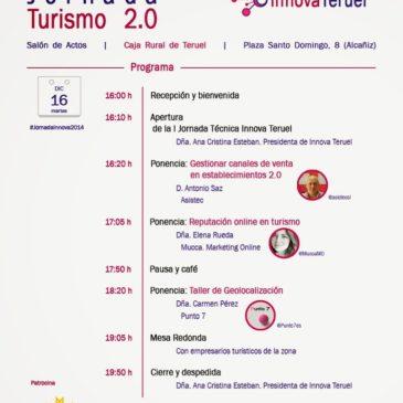 Taller de Geolocalización en Innova Teruel